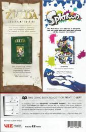 Verso de Free Comic Book Day 2020 - The Legend of Zelda - Twilight Princess