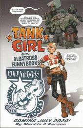 Verso de Hillbilly (2016) -FCBD- Hillbilly : The Lizard of Rusty Creek Cave - Free Comic Book Day 2020
