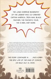 Verso de Free Comic Book Day 2020 - Jack Kirby The epic life of the King of Comics