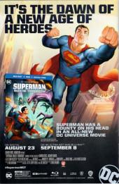Verso de Dceased: Dead Planet (DC Comics - 2020) -3A- Issue # 3