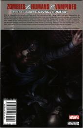 Verso de George Romero's Empire of the Dead: Act Three (Marvel Comics - 2015) -TPB01- Empire of the Dead: Act Three