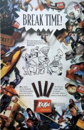 Verso de Uncle $crooge (5) (Gladstone - 1993) -299- Issue # 299