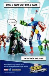 Verso de Night of the living Deadpool (Marvel comics - 2014) -3- Issue # 3