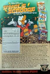 Verso de Uncle $crooge (5) (Gladstone - 1993) -307- Issue # 307