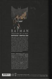 Verso de Batman - Créature de la nuit