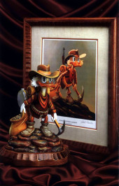 Verso de Uncle $crooge (5) (Gladstone - 1993) -311- Issue # 311
