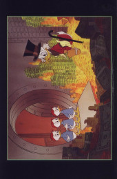 Verso de Uncle $crooge (5) (Gladstone - 1993) -313- Issue # 313