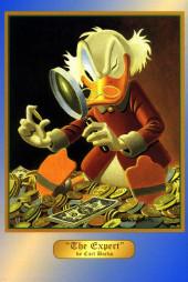 Verso de Uncle $crooge (5) (Gladstone - 1993) -317- Issue # 317
