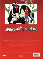 Verso de Spider-Man & Venom - Double peine