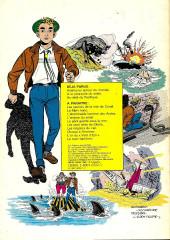 Verso de Marc Dacier (couleurs) -4b- Les secrets de la Mer de Corail
