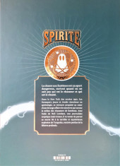 Verso de Spirite -1- Tunguska