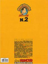 Verso de Frank Margerin présente -3'- La télé