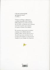 Verso de Cocteau, l'enfant terrible