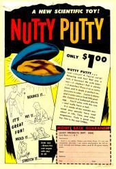 Verso de My greatest adventure Vol.1 (DC comics - 1955) -11- I Journeyed into Inner Space!