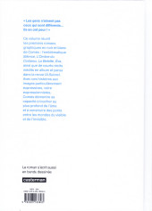 Verso de Comès -1- Les romans noir et blanc 1976-1984