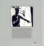 Verso de (AUT) Comès -7Cat- Comès, d'Ombre et de Silence