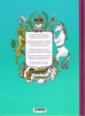 Verso de Le baron (Masbou) - Le Baron