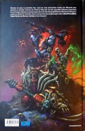 Verso de World of Warcraft - Chroniques de Guerre