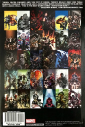 Verso de Punisher Vol.08 (Marvel comics - 2009) (The) -OMNI- Punisher by Rick Remender Omnibus