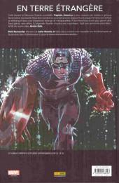 Verso de Captain America (Marvel Now!) -INT01- Captain America - Perdu dans la Dimension Z