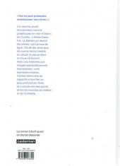 Verso de Comès -2- Les romans noir et blanc 1987-2006