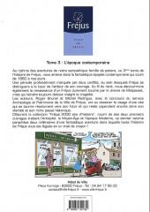 Verso de Fréjus - 2000 ans d'histoire -3- L'époque contemporaine