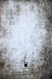Verso de Virus (Cornelis) -HS01- The final sketchbook