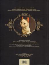 Verso de Le château des Animaux -1a2020/04- Miss Bengalore