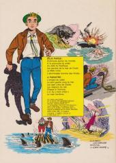 Verso de Marc Dacier (couleurs) -6a- L'abominable Homme des Andes