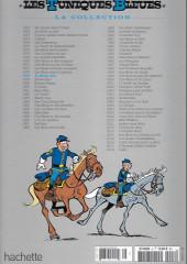 Verso de Les tuniques Bleues - La Collection (Hachette, 2e série) -814- Le blanc bec