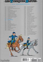 Verso de Les tuniques Bleues - La Collection (Hachette, 2e série) -1016- Bronco benny