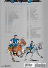 Verso de Les tuniques Bleues - La Collection (Hachette, 2e série) -1117- El padre
