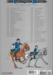 Verso de Les tuniques Bleues - La Collection (Hachette, 2e série) -1420- Black face