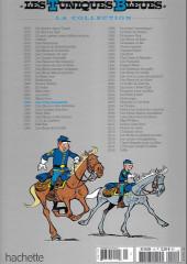 Verso de Les tuniques Bleues - La Collection (Hachette, 2e série) -1521- Les cinq salopards