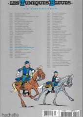 Verso de Les tuniques Bleues - La Collection (Hachette, 2e série) -1622- Des bleus et des dentelles