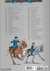 Verso de Les tuniques Bleues - La Collection (Hachette, 2e série) -1723- Les cousins d'en face