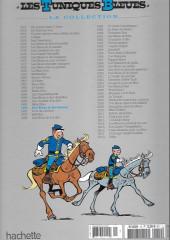 Verso de Les tuniques Bleues - La Collection (Hachette, 2e série) -1925- Des bleus et des bosses