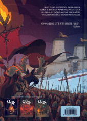Verso de Voro -5- L'armée de la pierre de feu - Deuxième partie