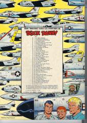 Verso de Buck Danny -1c1980- Les japs attaquent