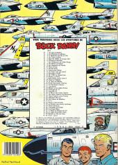 Verso de Buck Danny -11b1984- Ciel de Corée