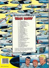 Verso de Buck Danny -13c1984- Un avion n'est pas rentré