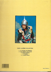 Verso de Les Écluses du ciel -2b1990- Les chevaux de la nuit