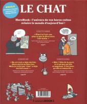 Verso de Le chat -HS8- Le chat de Geluck