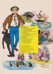Verso de Marc Dacier (couleurs) -8a- Le péril guette sous la mer
