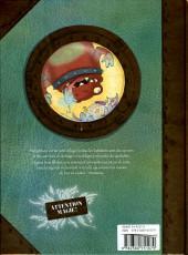 Verso de Sorcières sorcières -1a2020- le mystère du jeteur de sorts