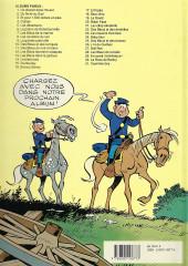 Verso de Les tuniques Bleues -20b1988- Black face