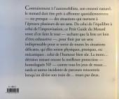 Verso de Illustré (Le Petit) (La Sirène / Soleil Productions / Elcy) - Petit Guide du Motard