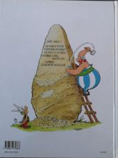 Verso de Astérix -27a1994- Le fils d'Astérix