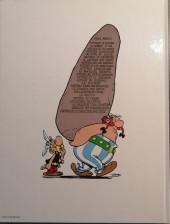 Verso de Astérix -2f1984- La serpe d'or