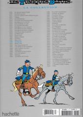 Verso de Les tuniques Bleues - La Collection (Hachette, 2e série) -1319- Le david